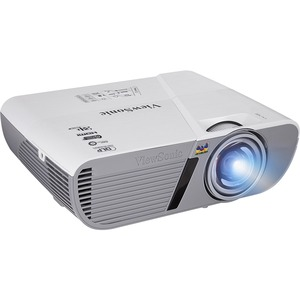 Viewsonic LightStream PJD5353LS 3D Ready DLP Projector | HDTV | 4:3