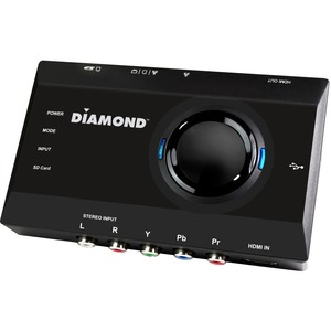 DIAMOND GAME CASTER HD GC2000 1080P GAME CAPTURE