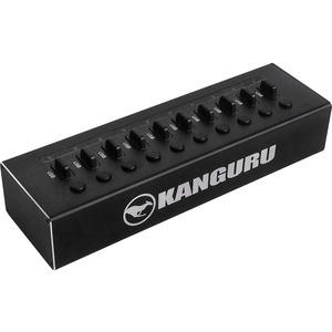 KANGURU SOLUTIONS 10PORT USB 3.0 HUB 5GBPS