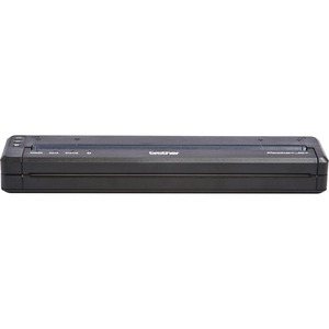 Brother PocketJet PJ763 Direct Thermal Printer - Monochrome - Portable - Plain Paper Print