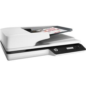 HP ScanJet Pro 3500 f1 Flatbed Scanner - 1200 dpi Optical - 24-bit Color - 25 ppm (Mono) -