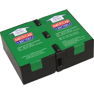 AMERICAN BATTERY REPLACEMENT BATTERY CARTRIDGE