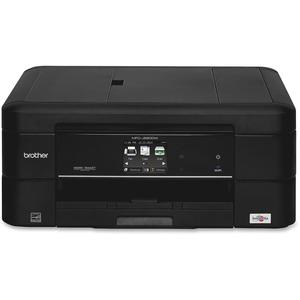 Brother MFC-J680DW Inkjet Multifunction Printer - Color - Photo Print - Desktop MFCJ680DW