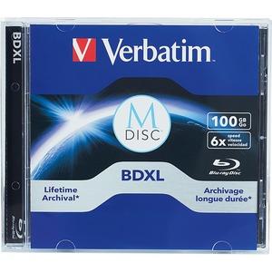 1PK M-DISC BDXL 100GB 4X JC BRANDED