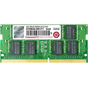 TRANSCEND 16GB DDR4 2133 SO-DIMM 2Rx8