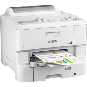 EPSON WorkForce Pro WF-6090 - Inkjec printer - Color - Ink-jet - ISO Print Speed: 24 p