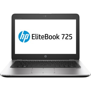 "HP EliteBook 725 G3 12.5"" Notebook - AMD A-Series A10-8700B Quad-core (4 Core) 1.80 GHz"