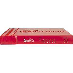 WATCHGUARD FIREBOX T30 W/ 3YR SEC STE US FIREWALL