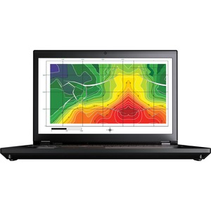 "Lenovo ThinkPad P70 20ER002KUS 17.3"" (In-plane Switching (IPS) Technology) Notebook | Intel Core i7 i7-6700HQ Quad-core (4 Core) 2.60 GHz"