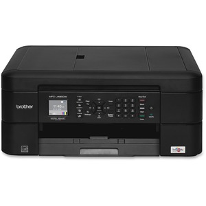 Brother Work Smart MFC-J480DW Inkjet Multifunction Printer - Color - Plain Paper Print - Desktop MFCJ480DW