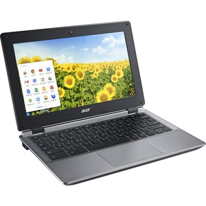Acer C730E-C6D8 11.6in HD N2840 4GB 16GB Chromebook PC