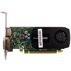 LENOVO Nvidia Quadro K420 2GB DDR3 Dual-Link DVI-I, DisplayPort Graphics Card By Lenovo