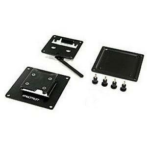 FX30 - Fixed Wall Mount - Black - Recommended Use: Monitor; Weight Capacity: 30