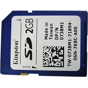 DELL - ENTERPRISE 2GB SD CARD 342-1628