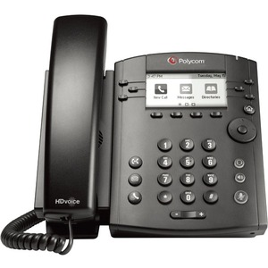 POLYCOM MICROSOFT SKYPE F/ BUSINESS desktop voip phone