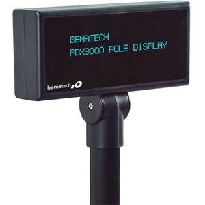POLE DISPLAY 5MM STANDARD USB PORT-POWER