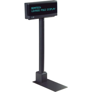 DUAL SIDED POLE DISPLAY USB WITH EXT POW