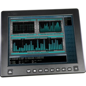 iKey iKeyVision IK-KV-12.1 12.1inLCD Touchscreen Monitor - 4:3 - Capacitive - 1024 x 768