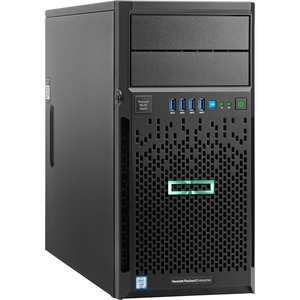 HPE ProLiant ML30 Gen9 E3-1240v5 1P 8GB-U B140i 4LFF SATA 460W RPS Perf Server