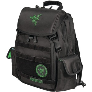 MOBILE EDGE Razer Tactical Backpack for laptop - 15 - Black