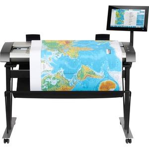 HP Large Format Sheetfed Scanner - 1200 dpi Optical