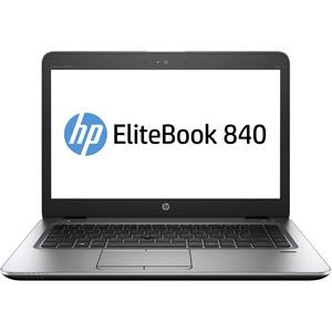 "HP EliteBook 840 G3 14"" LCD Notebook - Intel Core i5 (6th Gen) i5-6200U Dual-core (2 Core) 2.30 GHz - 4 GB DDR4 SDRAM - 500 GB HDD - Windows 7 Professional 64-bit (English) upgradable to Windows 10 Pro - 1366 x 768 T6F44UT#ABA"