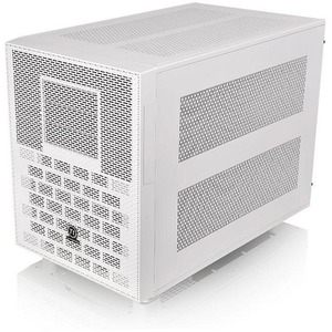 Thermaltake Core X9 Snow Edition E-ATX Stackable TT LCS Certified Computer Case w/ Side Window