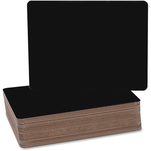 Flipside Black Chalk Board Class Pack - 9.5