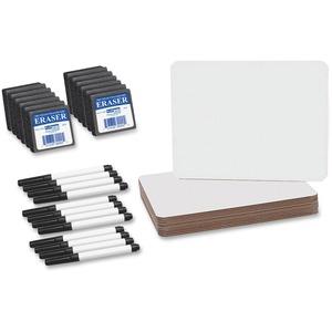 Flipside Dry Erase Board Set Class Pack - 9.5