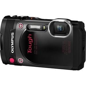 Olympus TG870 Digital PS Camera Black