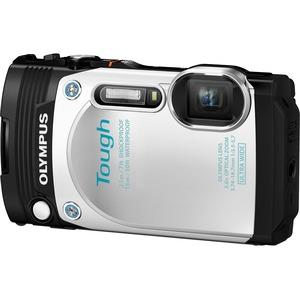 Olympus TG870 Digital PS Camera White
