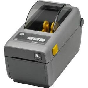 ZEBRA, BARCODE PRINTER, ZD410, DT, 2, 300 DPI, US CORD, USB, USB HOST, BTLE, ETHERNET MODULE, EZPL