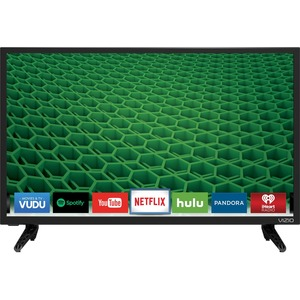Vizio D28H-D1 Smart Tv 28 Inch 60Hz Wi-Fi Dts Studio Sound 5W X 2 Speakers