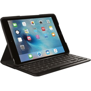 LOGITECH FOCUS Keyboard Case for iPad mini 4 (Black)