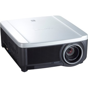 Canon REALiS WUX6010 LCOS Projector - 16:10 - 1920 x 1200 - Front - 1080p - 3000 Hour Norm