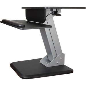 StarTech.com Sit-to-Stand Workstation | One-Touch Height Adjustment
