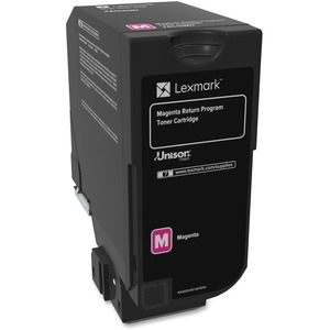 Lexmark Unison Toner Cartridge | Magenta