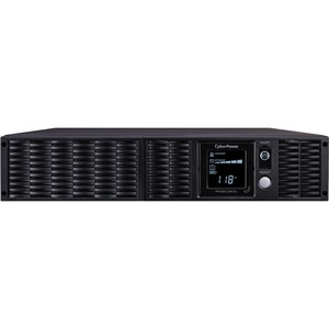 CYBER POWER SYSTEM - DT SB 1500VA/1350W SNMP SINE WAVE LCD 8 OUT AVR RACKMOUNT 3YR WARR