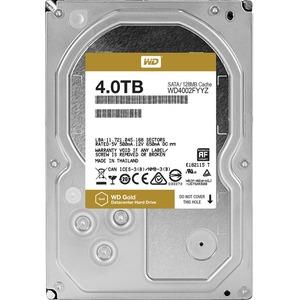 WESTERN DIGITAL RE 4TB SATA 6 GB/S 7200RPM 128MB 3.5 5 YEARS WARRANTY hard drive