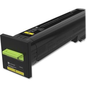 CS820, CX820, CX825, CX860 Yellow Return Program Toner Cartridge