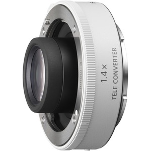 Sony - Teleconverter Lens for Sony E - Designed for Lens1.40x MagnificationOptical IS - 1.
