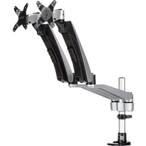 StarTech Dual Monitor Mount with Full-Motion Arms - Stackable