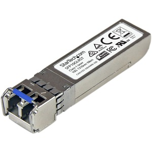 StarTech 10 Gigabit Fiber SFP+ Transceiver Module - Cisco SFP-10G-LR Compatible - SM LC - 10 km