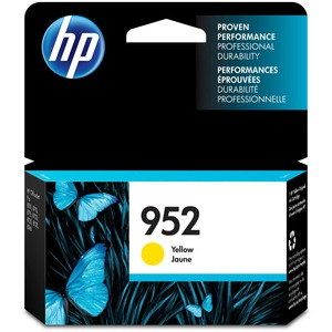 HP 952 Original Ink Cartridge | Yellow