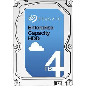 SEAGATE OEM 4TB ENT CAP SATA HDD 7200 RPM 128MB 3.5IN