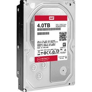 Western Digital WD4002FFWX Red Pro 4TB SATA 6GB/S 128MB Cache 7200RPM 3.5in Internal Hard Drive OEM