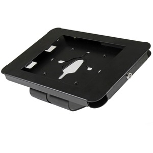 StarTech Lockable Tablet Stand for iPad - Desk or Wall Mountable - Steel