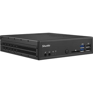 Shuttle XPC DH110 Barebone System Slim PC - Intel H110 Express Chipset - Socket H4 LGA-115