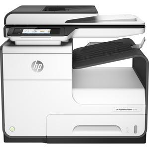 HP PageWide Pro 477dn Page Wide Array Multifunction Printer - Color - Plain Paper Print - Desktop D3Q19A#B1H