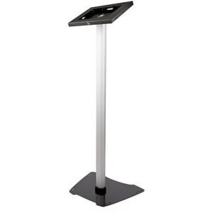 LOCKING FLOOR STAND FOR 9 .7 IN. IPAD TABLETS